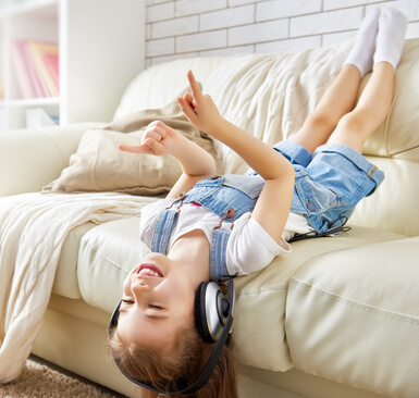 Expose Your Child to Music