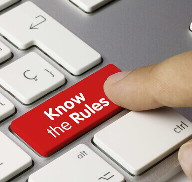 Rules for Online Behaviour