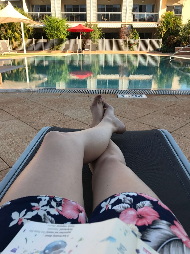 Cocktails by the Pool in Broome